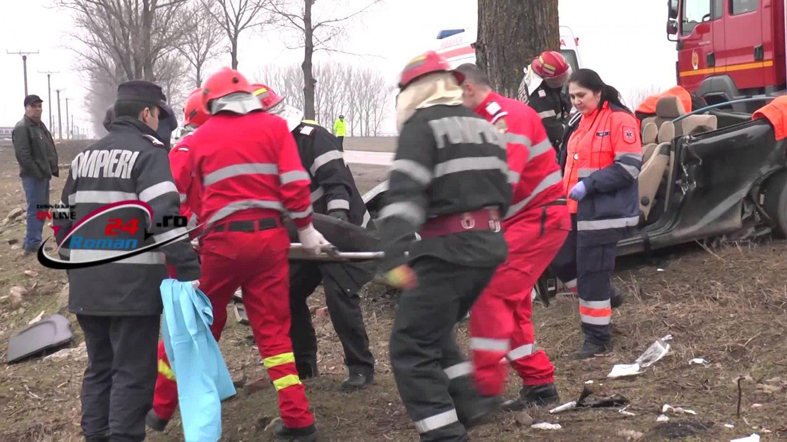 Accident mortal Horia 20.02.2016