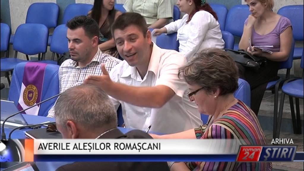 AVERILE ALEȘILOR ROMAȘCANI