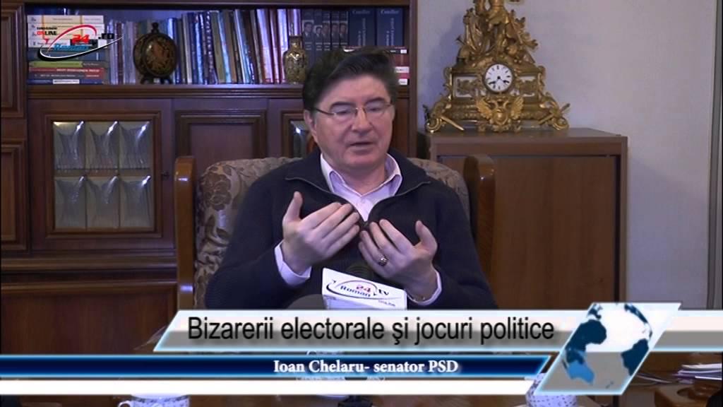 Bizarerii electorale şi jocuri politice