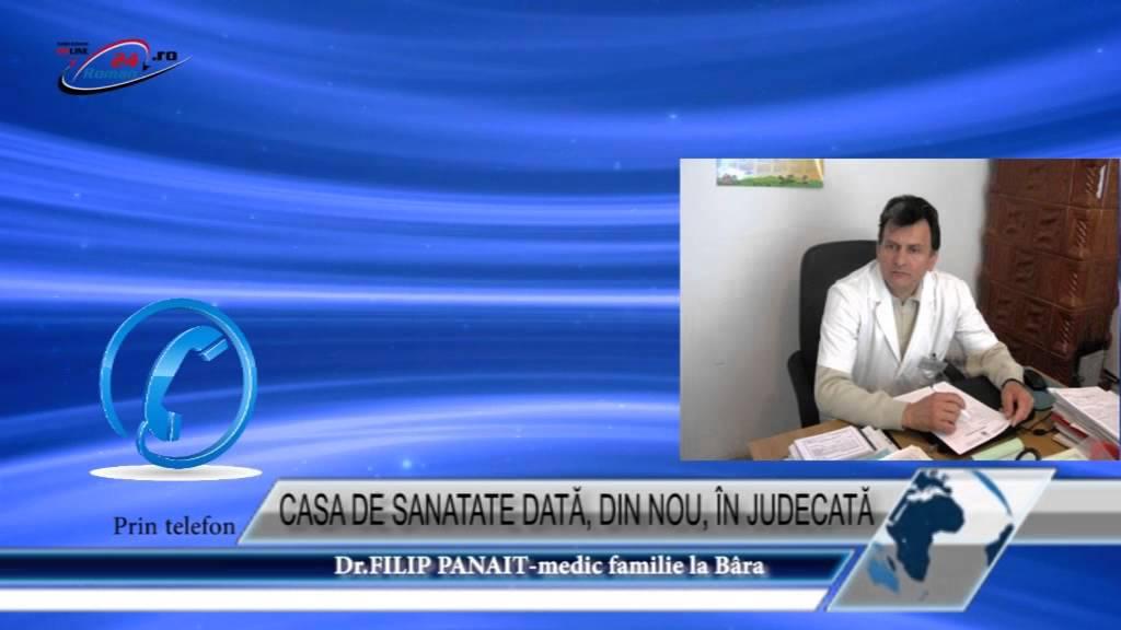 CASA DE SANATATE DATĂ  DIN NOU  ÎN JUDECATĂ