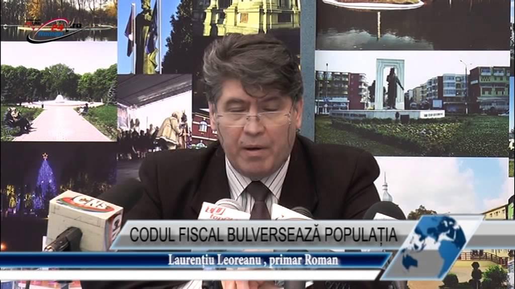 CODUL FISCAL BULVERSEAZĂ POPULAȚIA