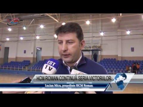 HCM ROMAN CONTINUĂ SERIA VICTORIILOR