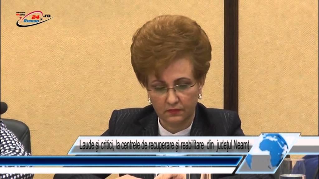 Laude şi critici la centrele de recuperare şi reabilitare din judeţul Neamţ