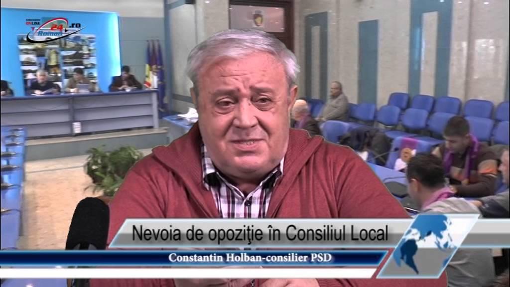 Nevoia de opoziţie în Consiliul Local