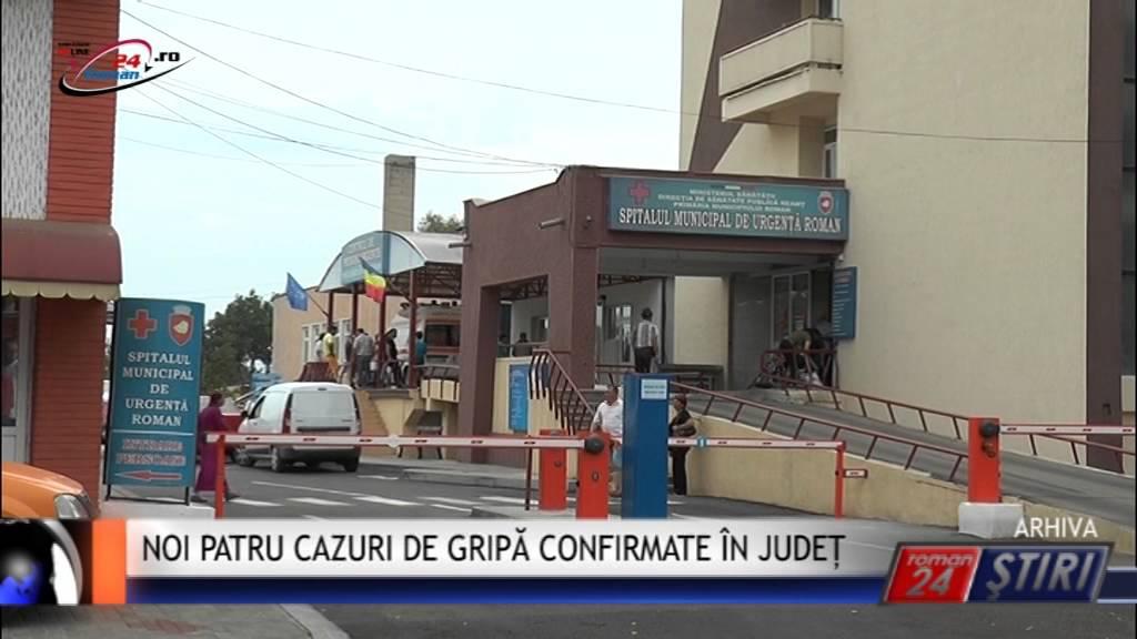 NOI PATRU CAZURI DE GRIPĂ CONFIRMATE ÎN JUDEȚ