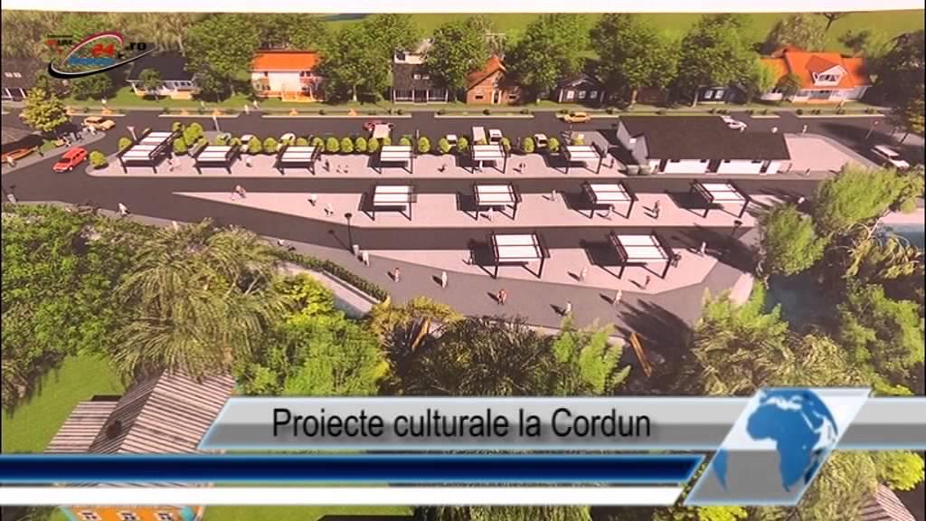 Proiecte culturale la Cordun
