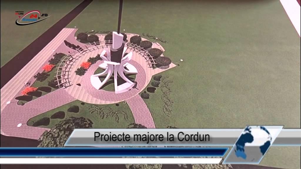 Proiecte majore la Cordun