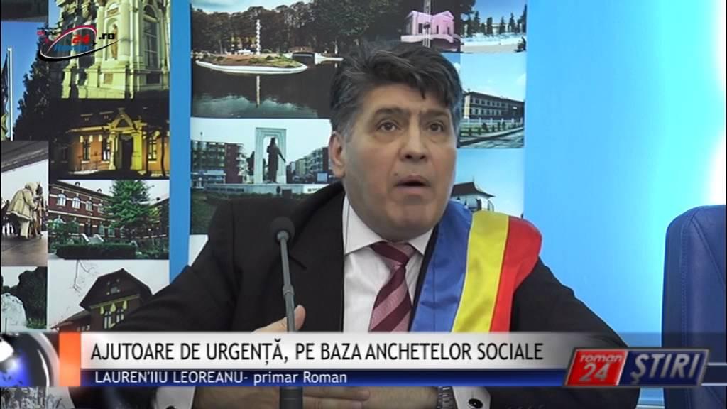 AJUTOARE DE URGENȚĂ, PE BAZA ANCHETELOR SOCIALE