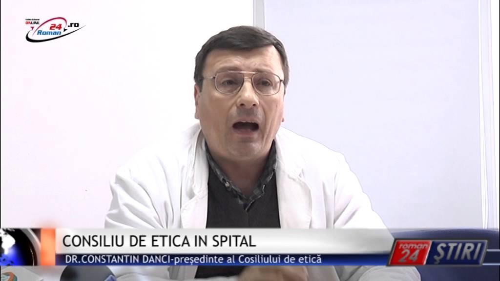 Consiliul  de etică în Spital