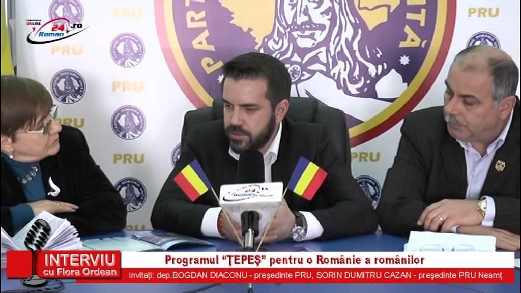 INTERVIU CU FLORA ORDEAN – 9.03.2016
