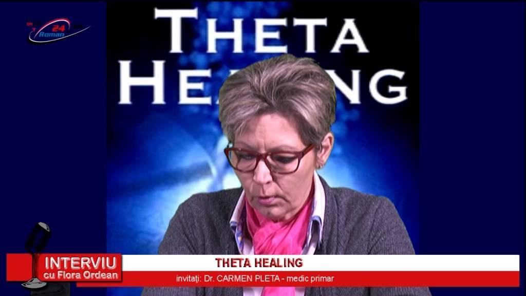 INTERVIU CU FLORA ORDEAN – Cursuri de Theta Healing la Roman
