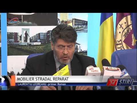 MOBILIER STRADAL REPARAT