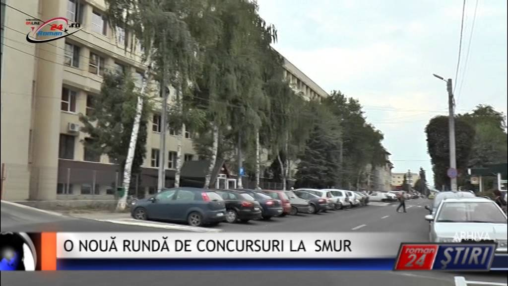 ONOUĂ RUNDĂ DE CONCURSURI LA SMUR
