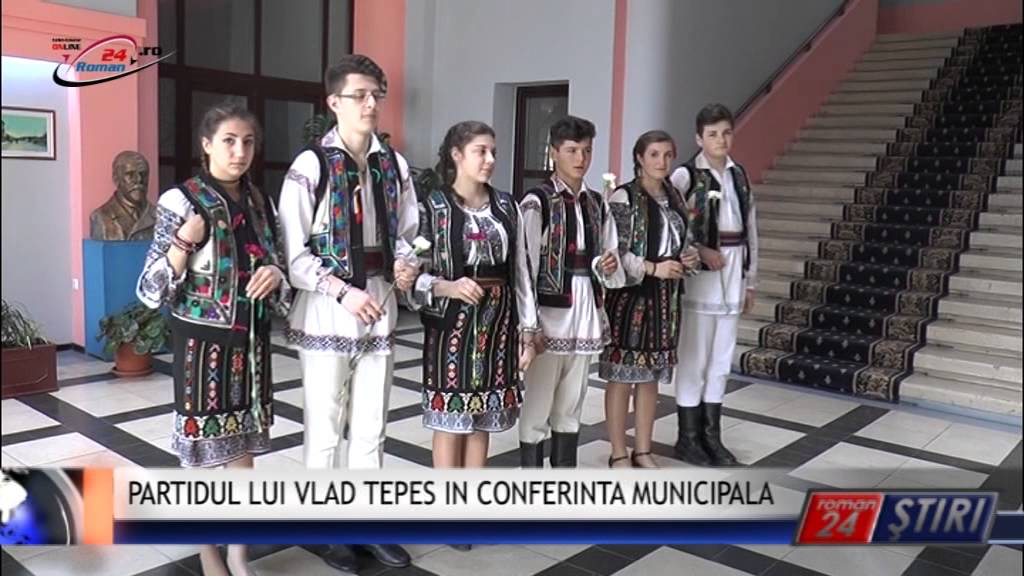 PARTIDUL LUI VLAD TEPES IN CONFERINTA MUNICIPALA
