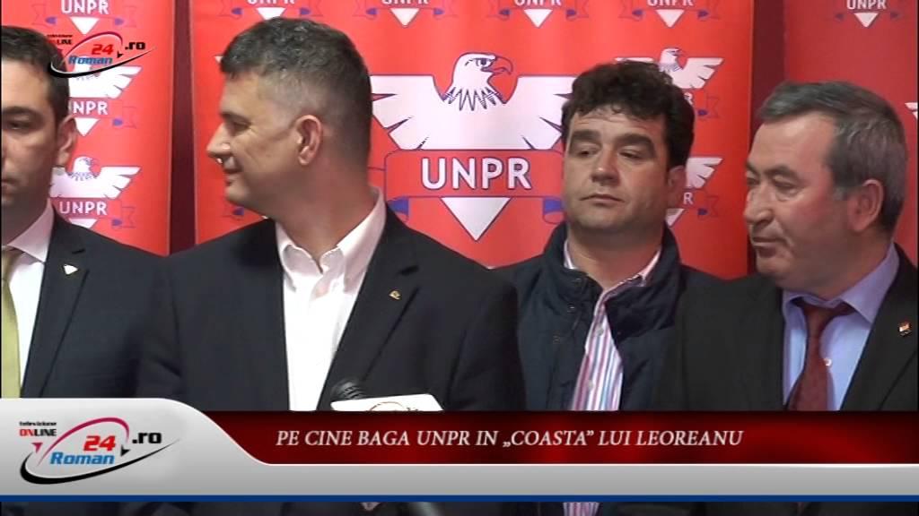 """PE CINE BAGA UNPR IN """"COASTA"""" LUI LEOREANU"""