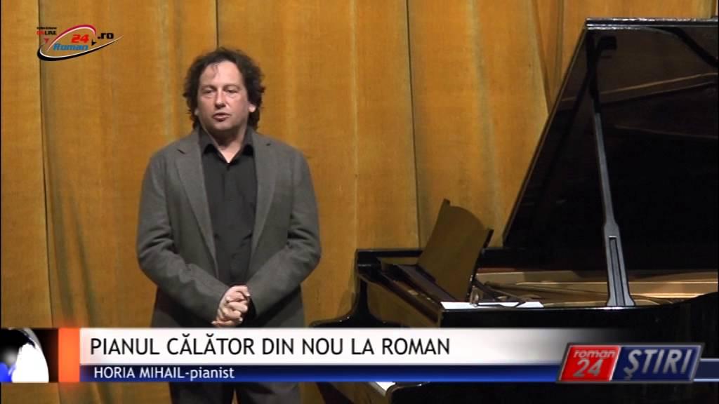 PIANUL CĂLĂTOR DIN NOU LA ROMAN