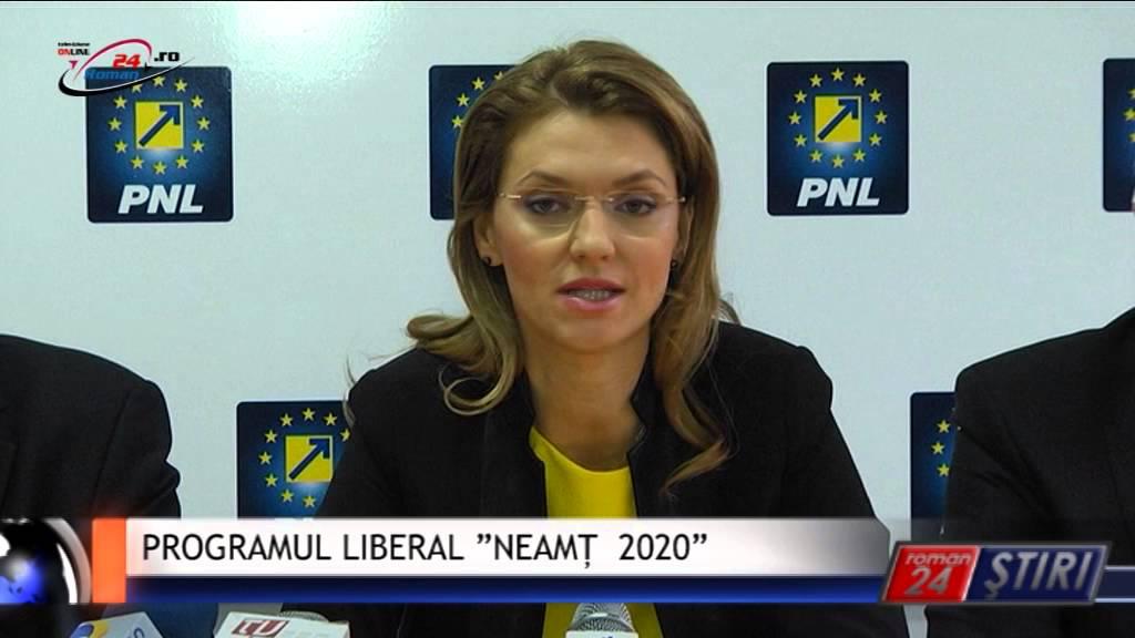 "PROGRAMULLIBERAL""NEAMȚ2020"""