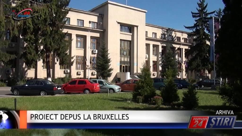 PROIECT DEPUS LA BRUXELLES