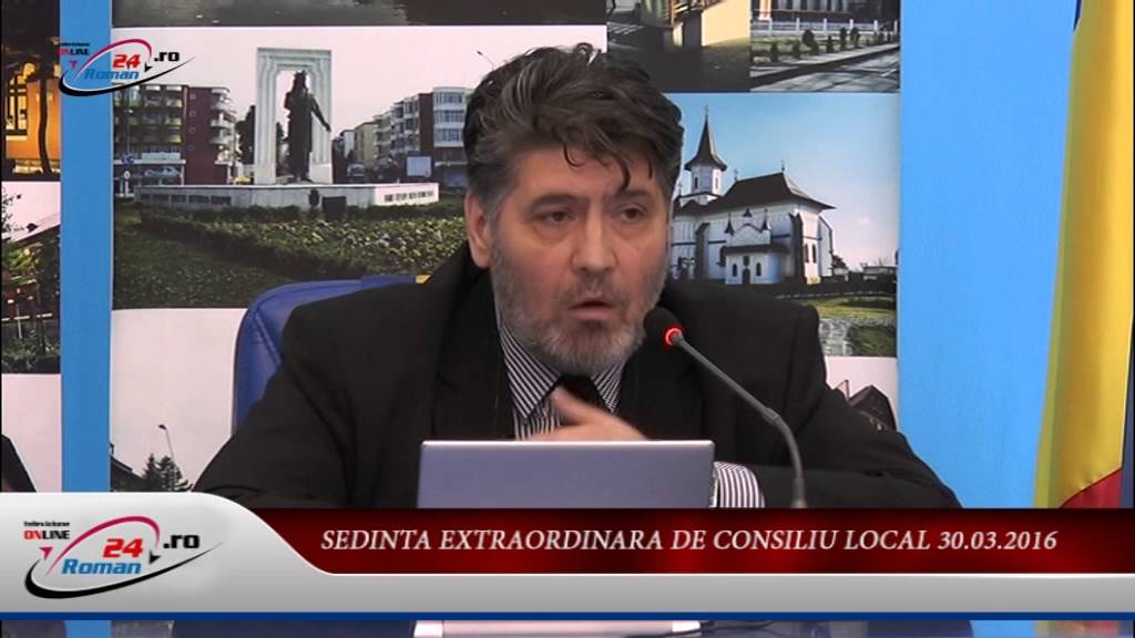 Sedinta Extraordinara de Consiliu Local 30.03.2016