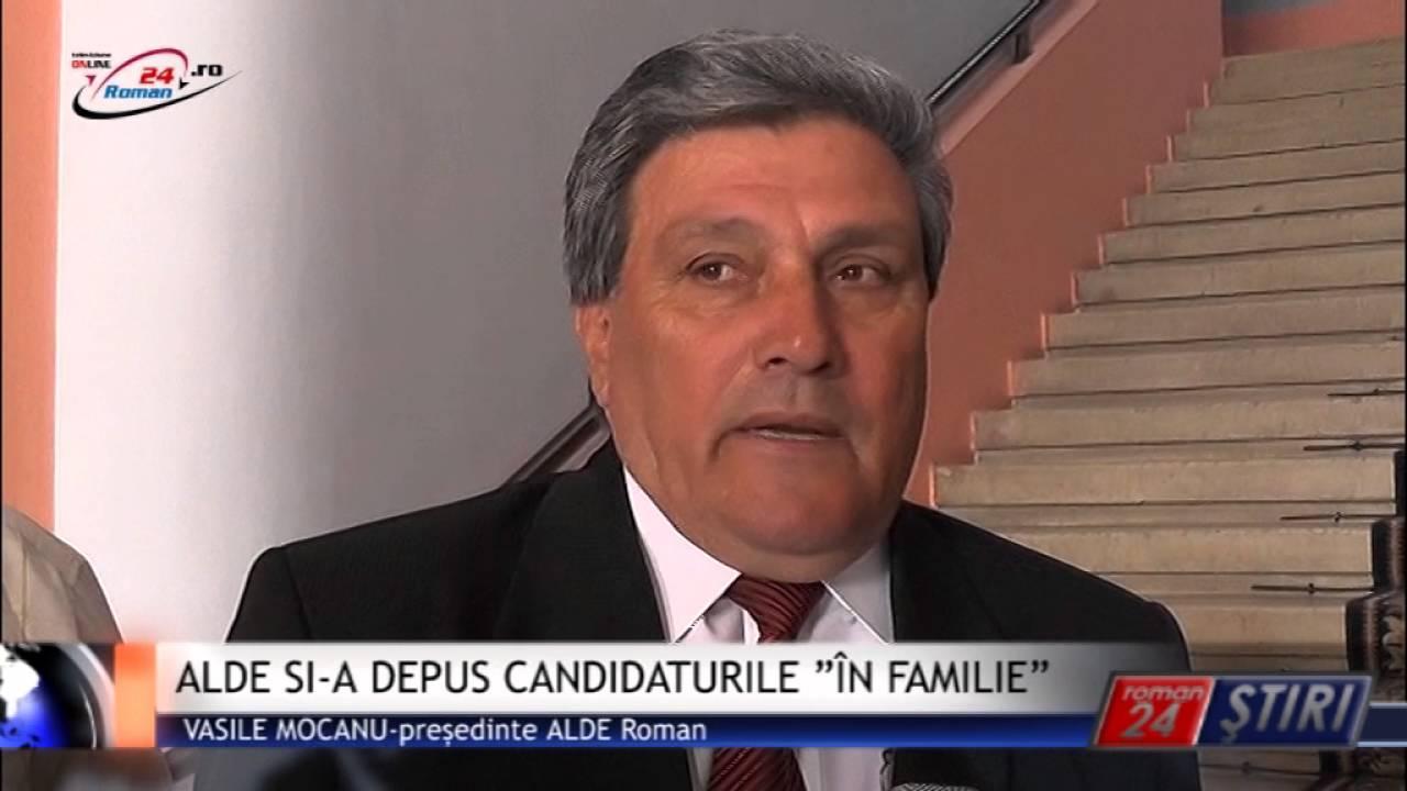"""ALDE SI‐A DEPUS CANDIDATURILE PENTRU PRIMARIE """"ÎN FAMILIE"""""""