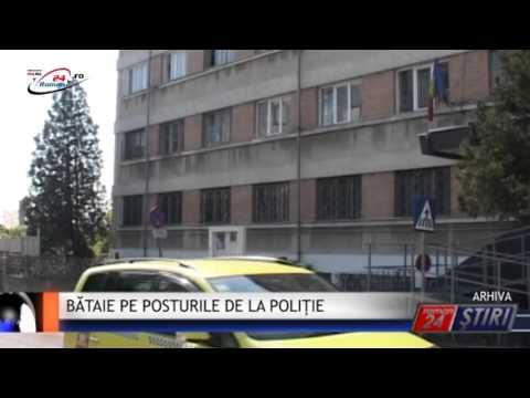 BĂTAIE PE POSTURILE DE LA POLIȚIE