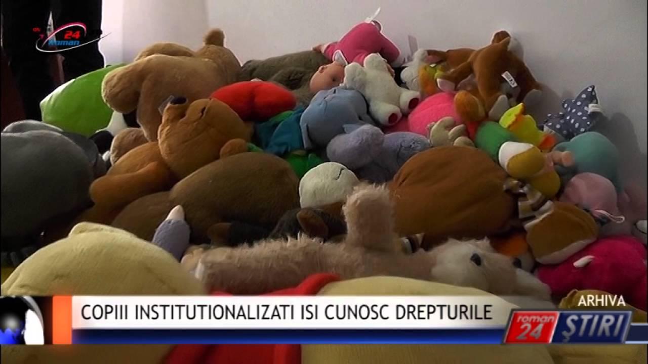 COPIIIINSTITUTIONALIZATIISICUNOSCDREPTURILE
