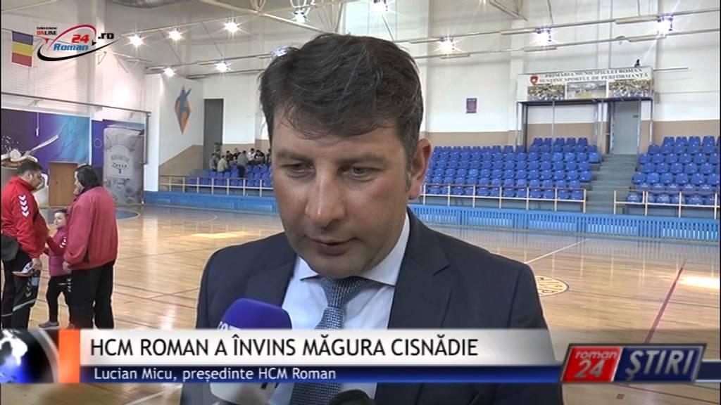 HCM ROMAN A ÎNVINS MĂGURA CISNĂDIE