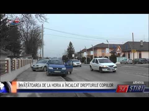 ÎNVĂȚĂTOAREA DE LA HORIA A ÎNCALCAT DREPTURILE COPIILOR