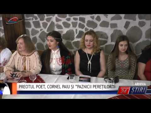 """PREOTULPOET CORNELPAIUȘI""""PAZNICIIPEREȚILOR"""""""