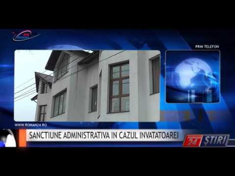 Sancțiune administrativă în cazul învățătoarei de la Horia