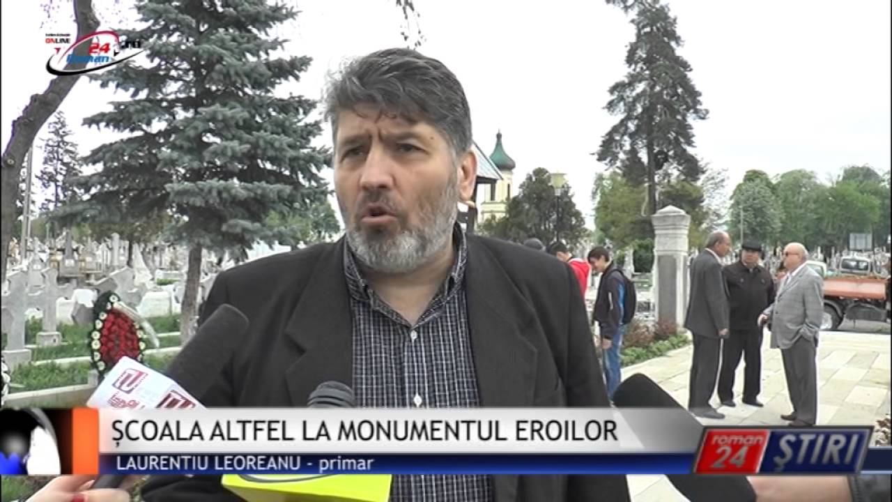 ȘCOALA ALTFEL LA MONUMENTUL EROILOR