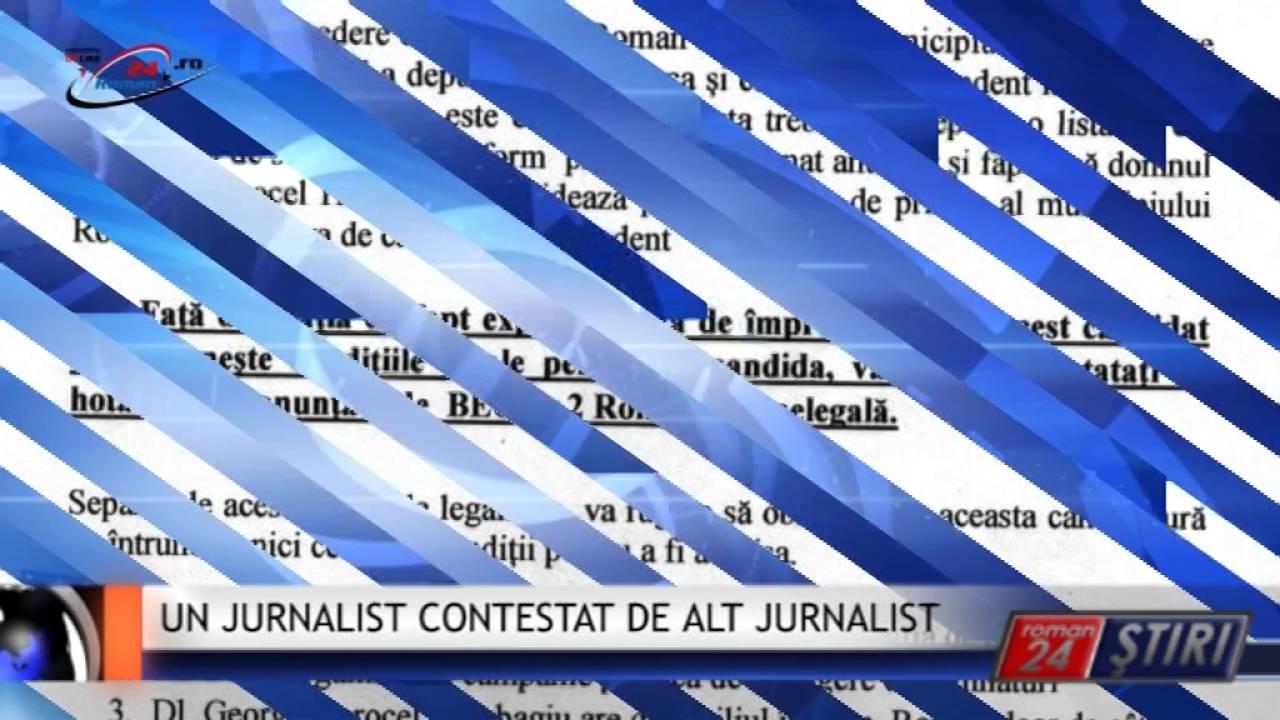 UNJURNALISTCONTESTATDEALTJURNALIST