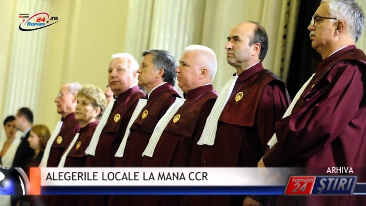 ALEGERILE LOCALE LA MANA CCR