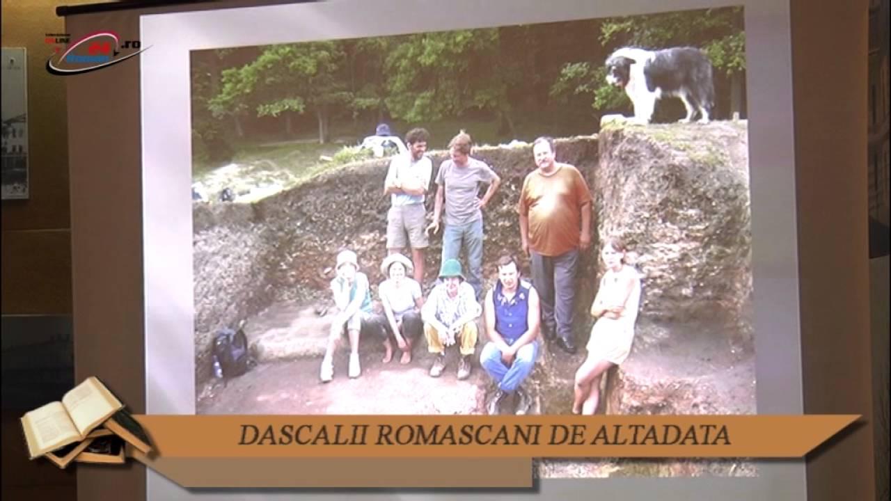 DASCALII ROMASCANI DE ALTADATA