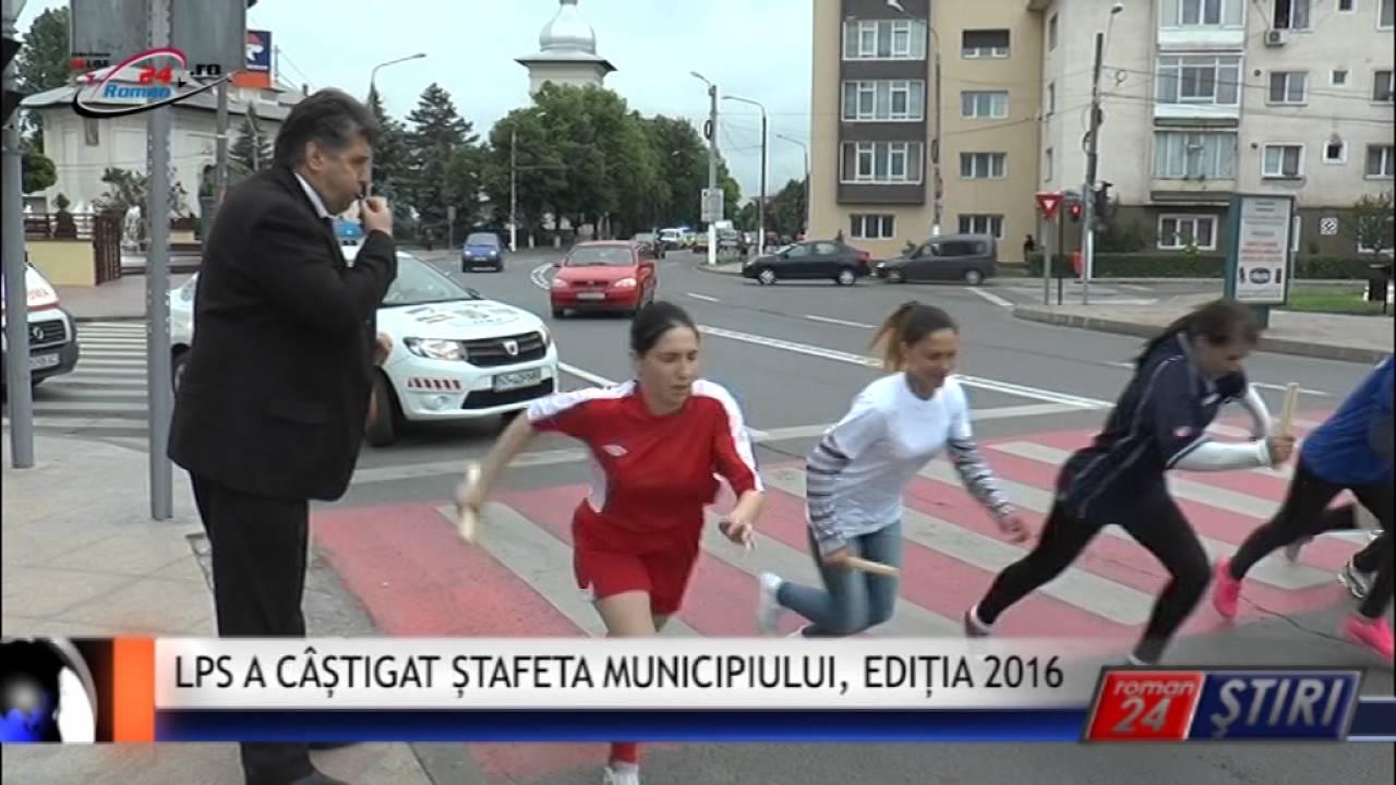 LPS A CÂȘTIGAT ȘTAFETA MUNICIPIULUI, EDIȚIA 2016