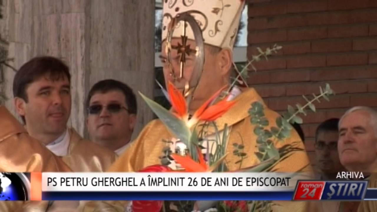 PS PETRU GHERGHEL A ÎMPLINIT 26 DE ANI DE EPISCOPAT