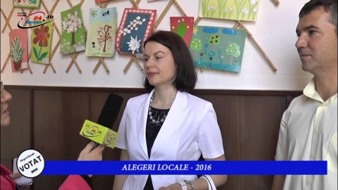 ALEGERI LOCALE LA SABAOANI – 5.06.2016