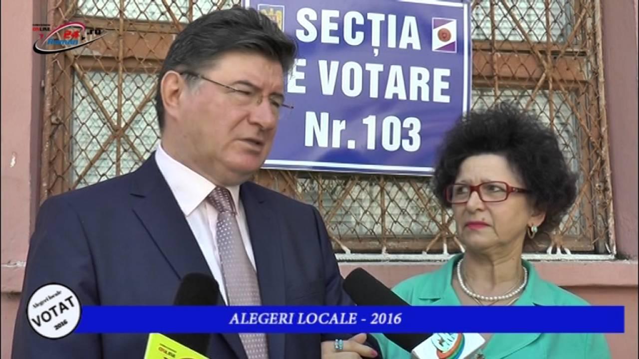 ALEGERI LOCALE ROMAN – 2016 – Sectia de votare 103