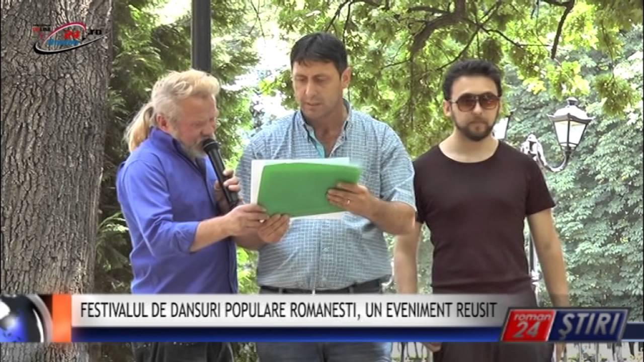 FESTIVALUL DE DANSURI POPULARE ROMANESTI, UN EVENIMENT REUSIT