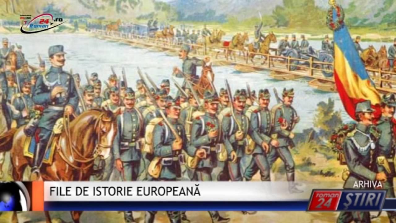 FILE DE ISTORIE EUROPEANĂ