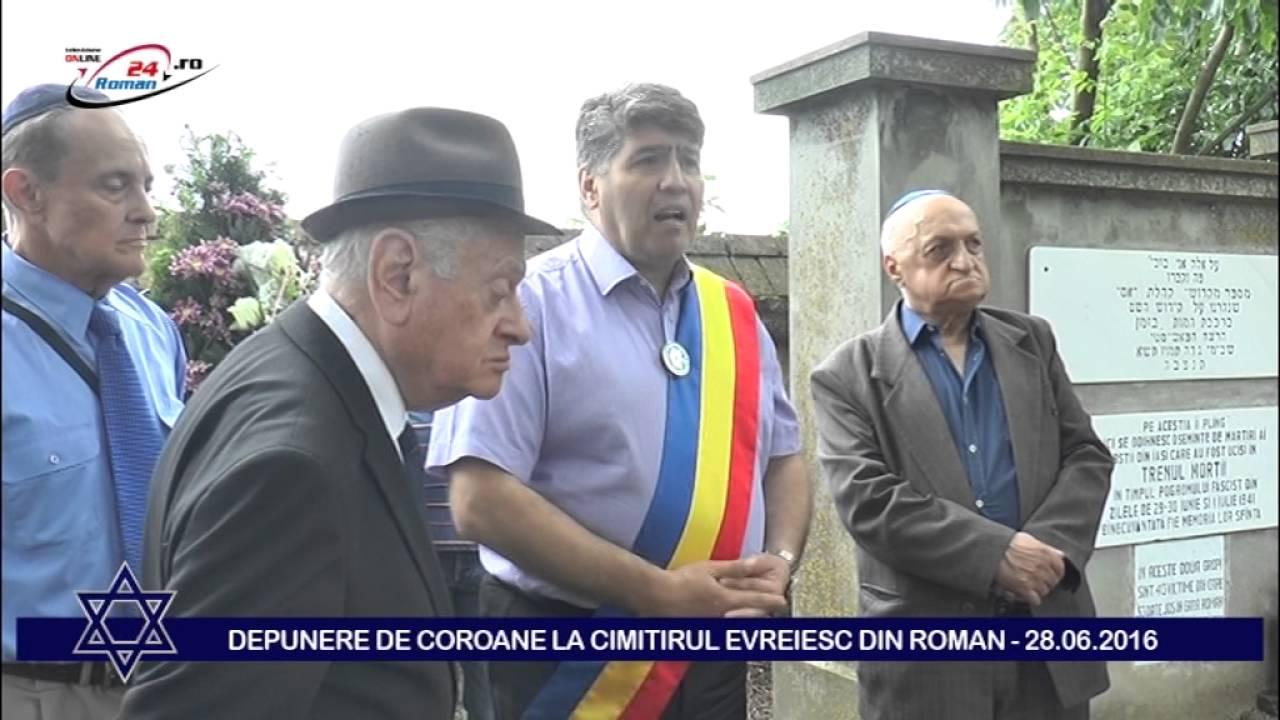 Holocaust Comemorat la Roman – 28.06.2016