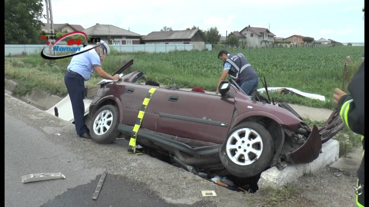 INCA O VICTIMA PE E85 IN ACEEASI LOCALITATE