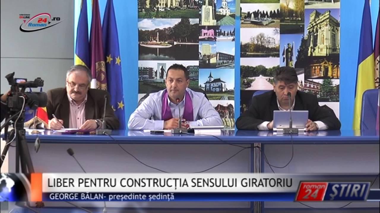 LIBER PENTRU CONSTRUCȚIA SENSULUI GIRATORIU