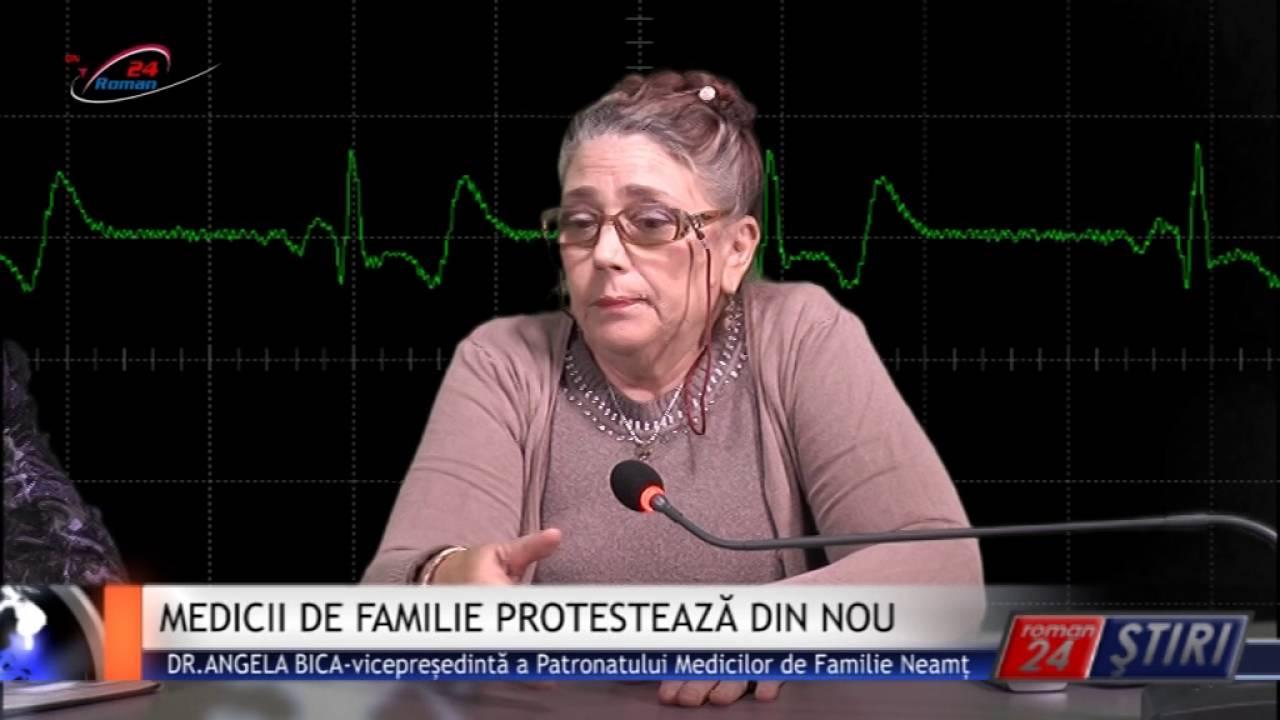 MEDICII DE FAMILIE PROTESTEAZĂ DIN NOU