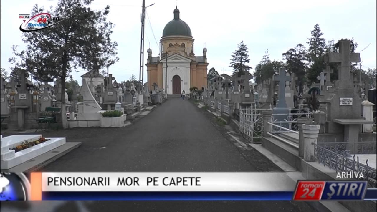PENSIONARII MOR PE CAPETE
