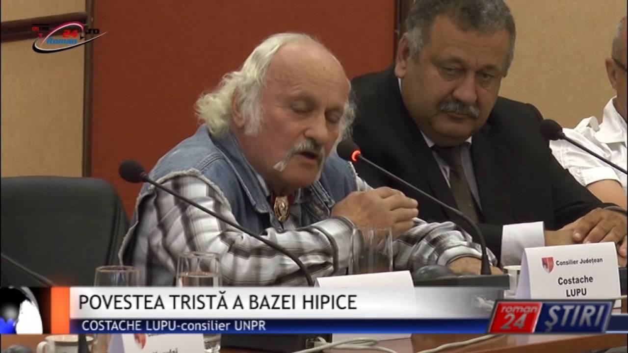 POVESTEA TRISTĂ A BAZEI HIPICE