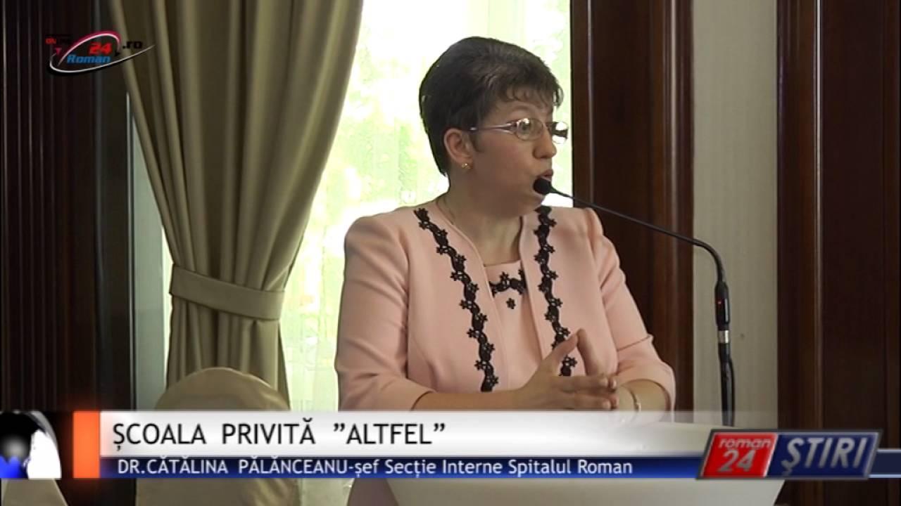 "ȘCOALA PRIVITĂ ""ALTFEL"""