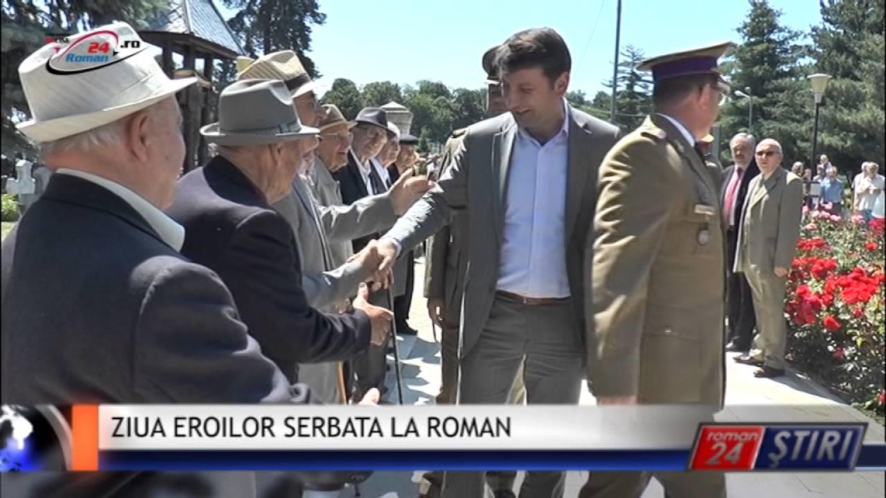 ZIUA EROILOR SERBATA LA ROMAN