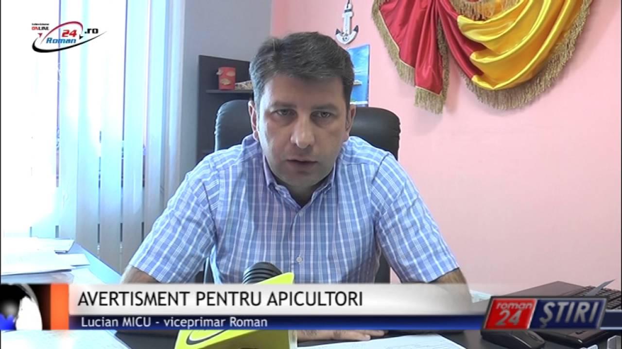 AVERTISMENT PENTRU APICULTORI