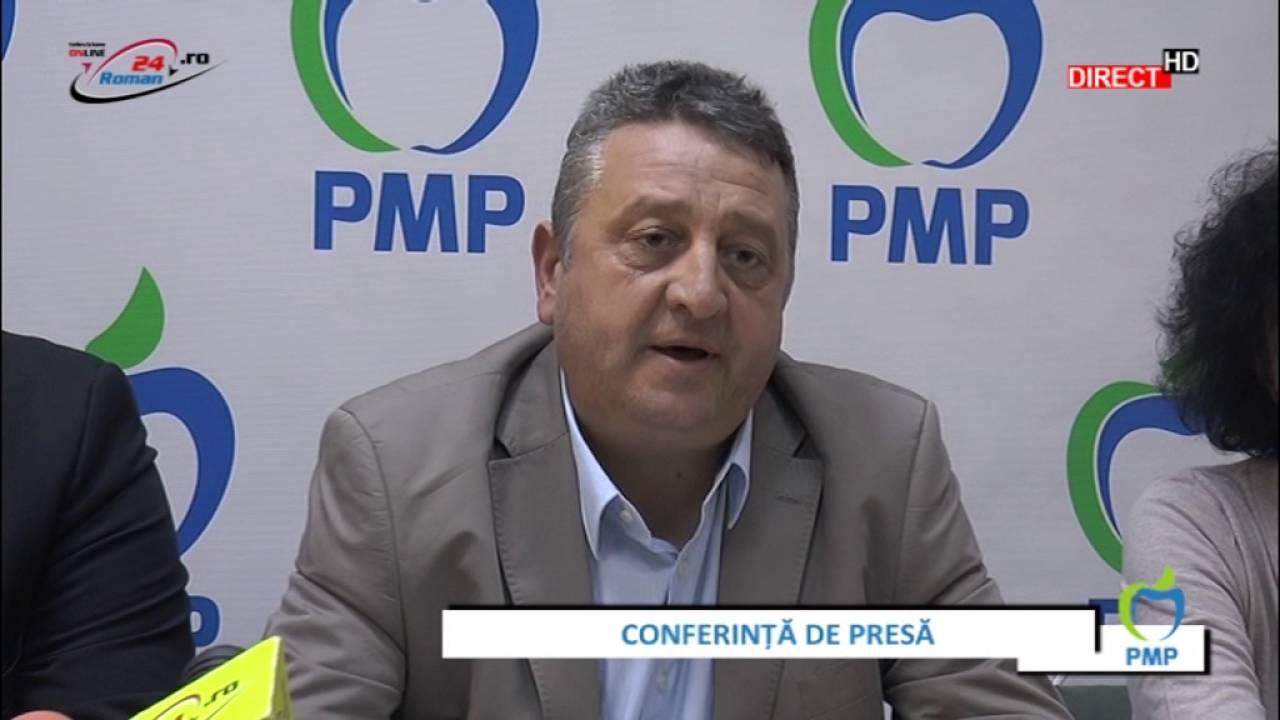 CONFERINTA DE PRESA P.M.P. – 21.07.2016